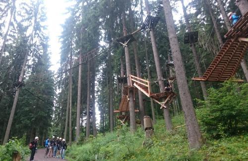 1.-Forest Kletterwald Titisee-Neustadt