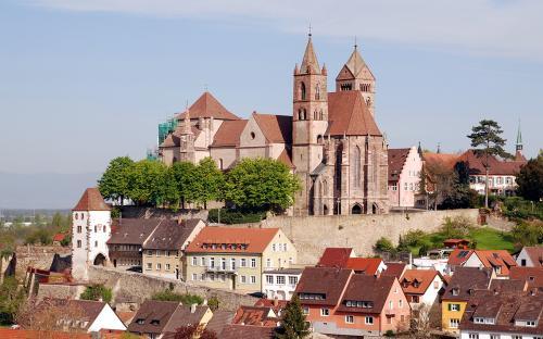 15.-Breisacher Munster Gesamtansicht