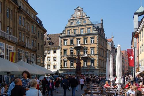 29.-Konstanz - MarktstÑtte (9503672401)