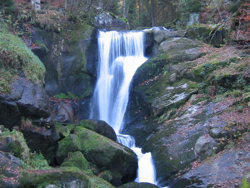 33.-Cascade Triberger WasserfÑlle - panoramio