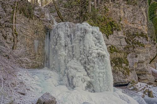 44.-1024px-Naturschutzgebiet Wutachschlucht Tannegger Wasserfall
