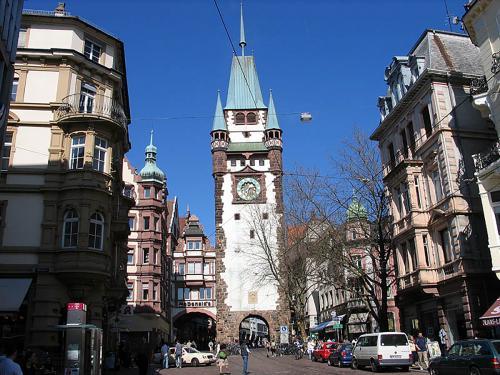 50.-Freiburg Martinstor